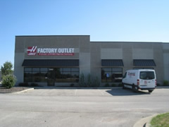 Hass Factory Outlet - Kansas