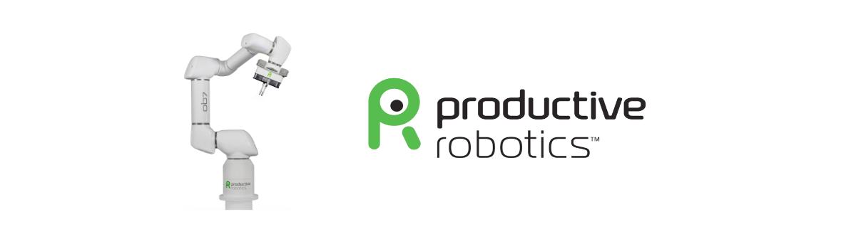 View the Productive Robotics page
